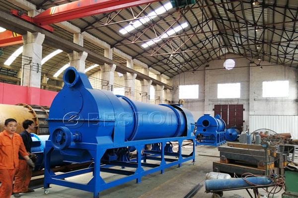 Beston Biochar Production Machine for Sale