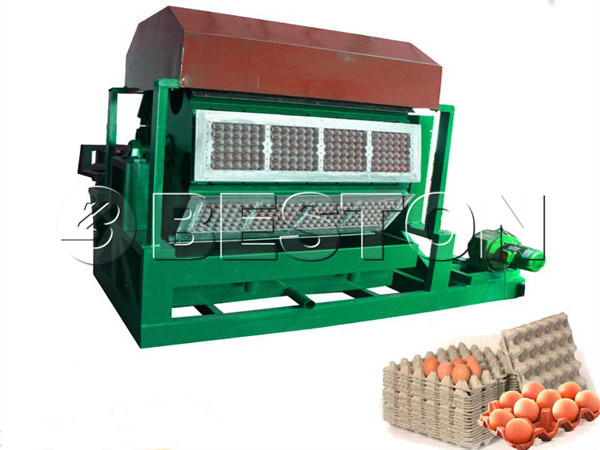 automatic egg tray machine